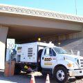 loop 202 widening vacuum excavating - ADOT arizona department of transportation