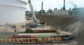 Hovensa Oil Refinery, US Virgin Islands