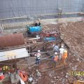 asu new science building hand tunneling - arizona board of regents/arizona state university