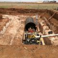 cannon afb hand tunneling - us army corps of engineers