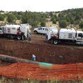 alamo station excavation