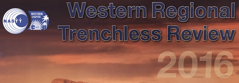 Western Regional Trenchless Review 2016