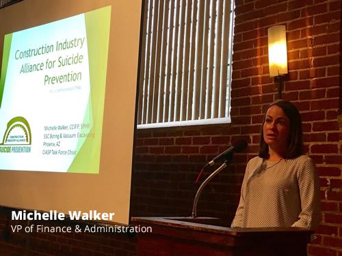 Michelle Walker - VP of Finance & Administration