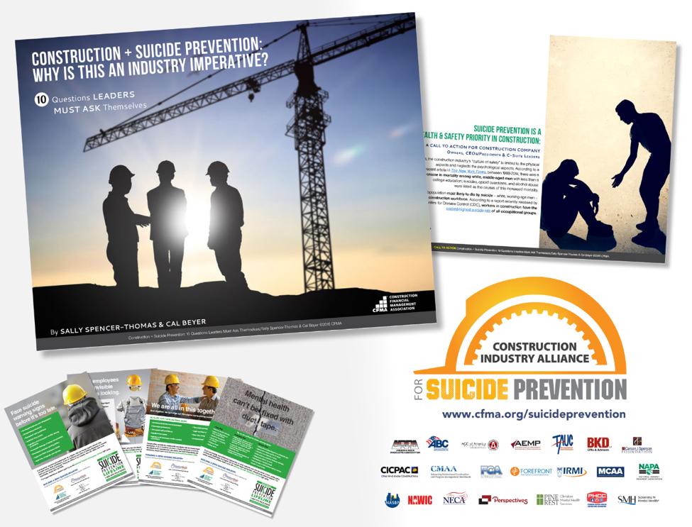 SSC Proud to Sponsor and Lead Suicide Prevention Webinar
