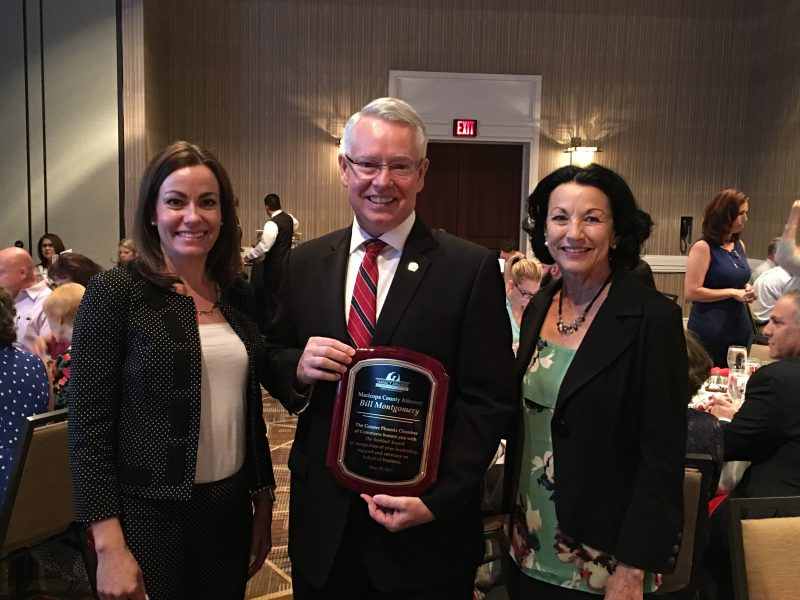SSC was proud to sponsor the 2017 Sentinel Award recipient