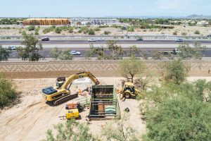 Glendale Water line Extension